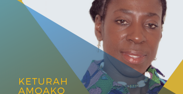 Meet Keturah Amoako, Vice Prime Minister of our State