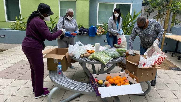 The State Of The African Diaspora Launches A Global Food Bank To Fight The Coronavirus