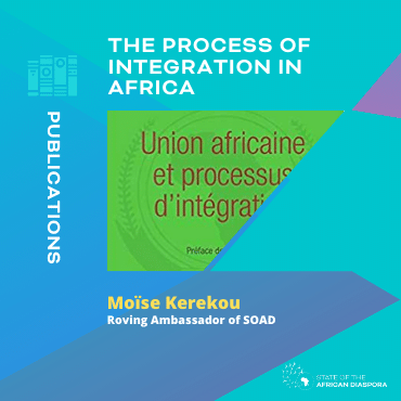 Book: The Process of Integration in Africa