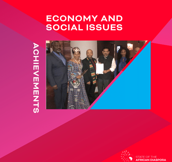 Achievement: Economy and Social issues