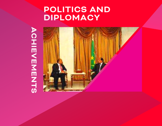 Achievement: Politics and Diplomacy
