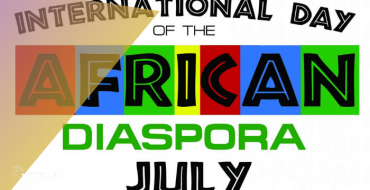 The SOAD launches the first International Day of the African Diaspora (July 1st 2020)