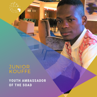 Interview with Junior Kouffe, Youth Ambassador of the State of the African Diaspora