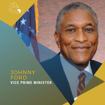 Meet the new Second Vice Prime Minister Johnny Ford
